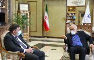 دکتر دژپسند در دیدار خداحافظی با سفیر آذربایجان: توسعه روابط ایران و آذربایجان در دولت بعدی نیز ادامه خواهد یافت