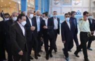 مشارکت بانک ملی ایران در بزرگترین پارک آبی شمال غرب کشور