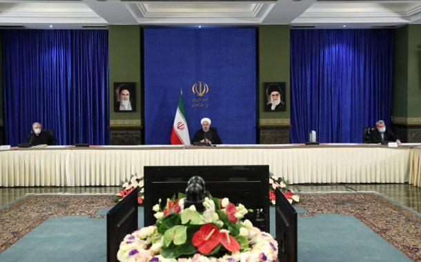 روحانی: امسال یک تبریک جانانه تری را باید تقدیم پزشکان جامعه کنیم.