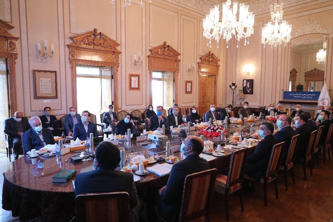 مجمع عمومی عادی سالانه بانک ملی ایران برگزار شد