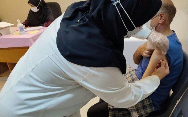 تزریق ۱ میلیون و ۸۰ هزار دُز واکسن کرونا در شبانه روز گذشته