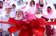 افتتاح بیست و هفتمین مدرسه بانک اقتصادنوین در روستای بیجرلو استان آذربایجان شرقی