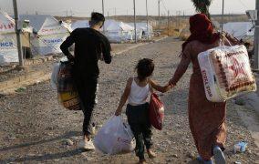 مرزهای ترکیه برای عبور مهاجران سوری به اروپا باز شد