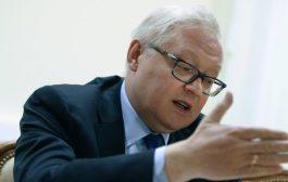 ریابکوف: به تحریمهای آمریکا پاسخ مشابه میدهیم