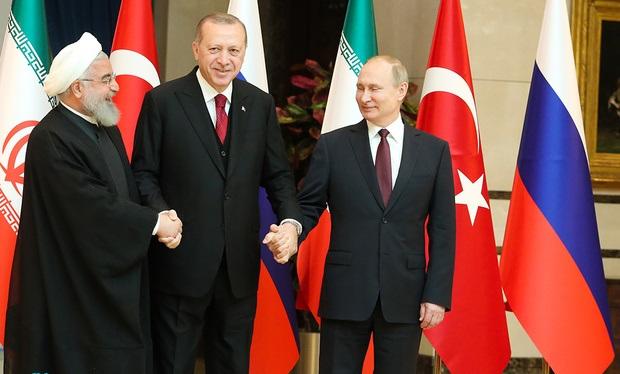 مثلث طلایی ایران، روسیه و ترکیه علیه تحریم های آمریکا؟