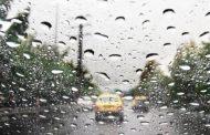 بارش پراکنده در بیشتر نقاط کشور